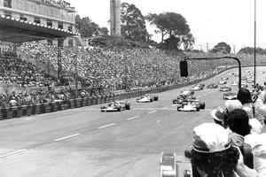 Autódromo de Interlagos 1977 (Foto: Agência estado)