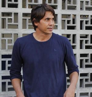 Raniel Holanda, vice de patrimônio do CSA (Foto: Caio Lorena / GloboEsporte.com)