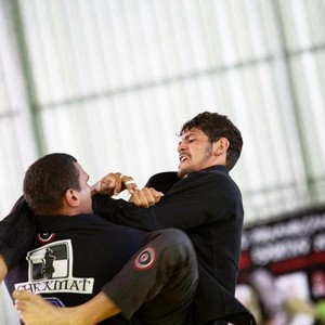 Leandro Gomes MMA (Foto: Arquivo pessoal/Leandro Gomes)