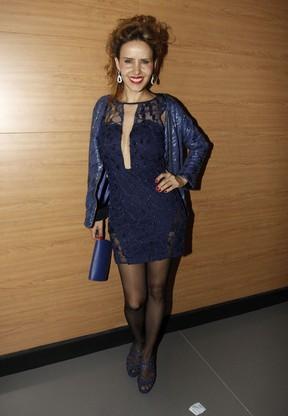 Leona Cavalli em show em São Paulo (Foto: Celso Tavares/ EGO)