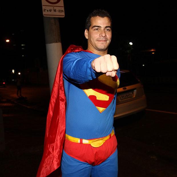 Thiago Martins (Foto: Manuela Scarpa/Foto Rio News)