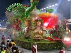 Escolas campeãs celebram resultado do carnaval de São Paulo
