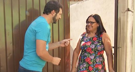 CONFUSÃO (Reprodução / TV TEM)