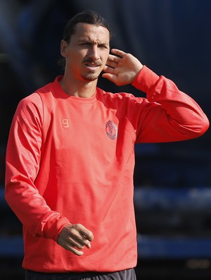 Ibrahimovic Manchester United (Foto: Reuters)
