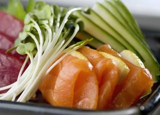 sashimi de salmão (Foto: Getty Images)