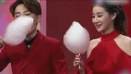 Vídeo de mulher devorando algodão doce em segundos viraliza