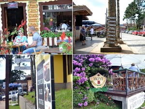 Monte Verde, Festival, Gastronomia, Restaurantes (Foto: Daniela Ayres/ G1)