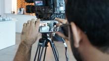 Veja fotos do que rolou nos bastidores das gravações! (Daniel Sousa/TV Cabo Branco)