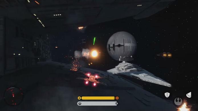 Death Star traz conteúdo de Uma Nova Esperança para Star Wars Battlefront (Foto: Divulgação/EA)