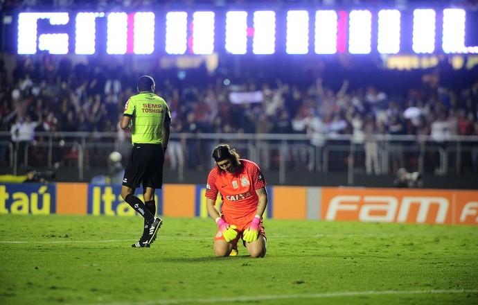 Cassio Corinthians São Paulo (Foto: Marcos Ribolli)
