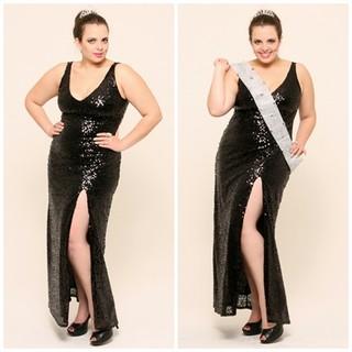 Talita Kobal - Plus Size  (Foto: Max Oliveira / LT3 Studios)