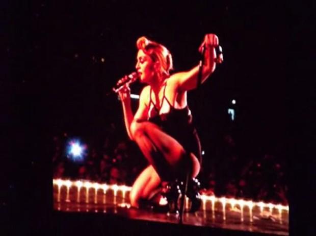 Madonna (Foto: YouTube/Reprodução)