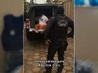 Polícia ouve suspeitos de atuar em esquema de roubo de mercadorias
