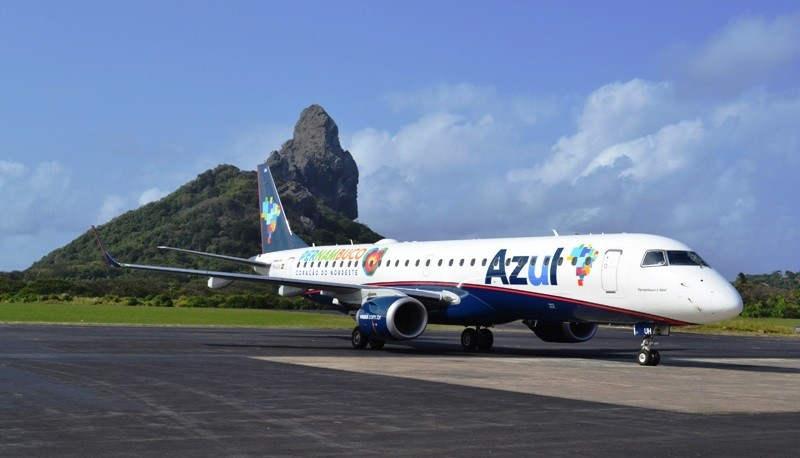 Avião de Pernambuco