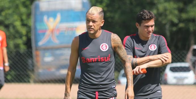 D'Alessandro Seijas Inter Internacional  (Foto: Eduardo Moura/Globoesporte.com)