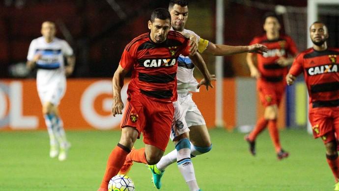 Resultado de imagem para Grêmio x Sport 2016