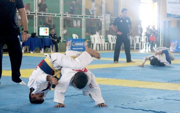Copa das Crianças de Jiu-jítsu (Foto: Isabella Pina)