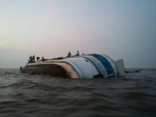 Acidente ocorreu na madrugada desta terça-feira (Foto: Divulgação/Ipam)