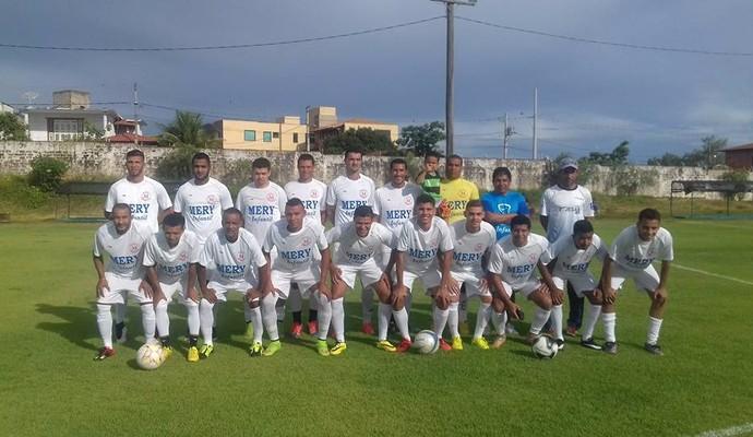 Mery Infatil, time de Bocaiuva que foi o campeão da primeira copa (Foto: Divulgação )