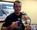 Resumo do MMA: Vinny é campeão no Titan FC; Léo Leite, no Legacy
