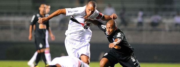 São Paulo x Coritiba (Foto: Marcos Ribolli  / Globoesporte.com)