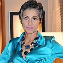Cassia Kis conta como foi viver a vilã de Amor Eterno Amor (Amor Eterno Amor/TV Globo)