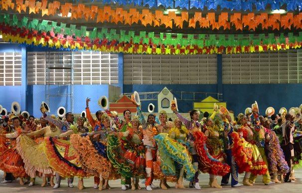 Unidos em Asa Branca (Foto: Divulgação / TV Sergipe)