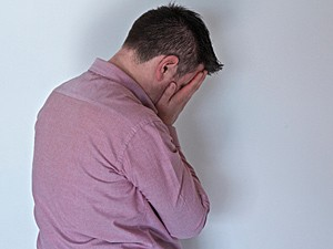 Depressão (Foto: BBC)