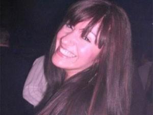 Claudia Peñalba morreu ao ser espancada pelo marido (Foto: Reprodução/YouTube/La Mirada Q.O.)
