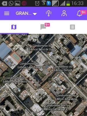 Ferramenta permite enviar alerta com localização (Foto: Reprodução/ Internet)