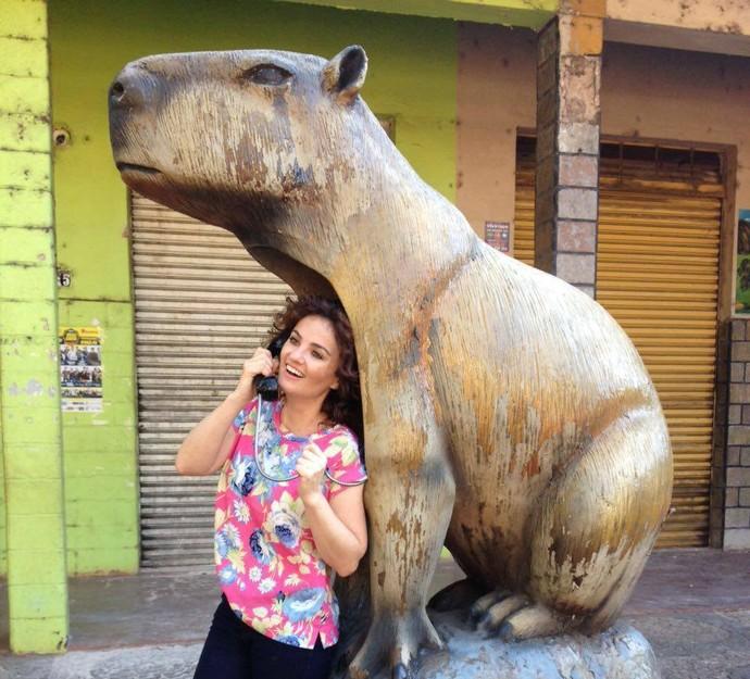 Michelly Correa (Foto: Arquivo pessoal/RPC)