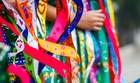 Festas Juninas colorem a cidade                      (Luh Camargo e Edson Lopes)