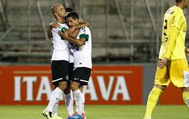 Coritiba venceu o Cene em casa e se classificou na Copa do Brasil (Foto: Divulgação/ Site oficial Coritiba)