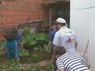 Mutirão de Combate ao Aedes retira toneladas de entulho na região