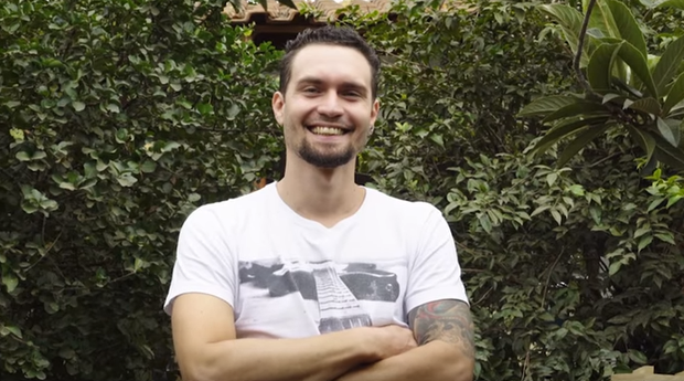 Daniel Marostegan, criador da Loja das Abelhas (Foto: Divulgação)