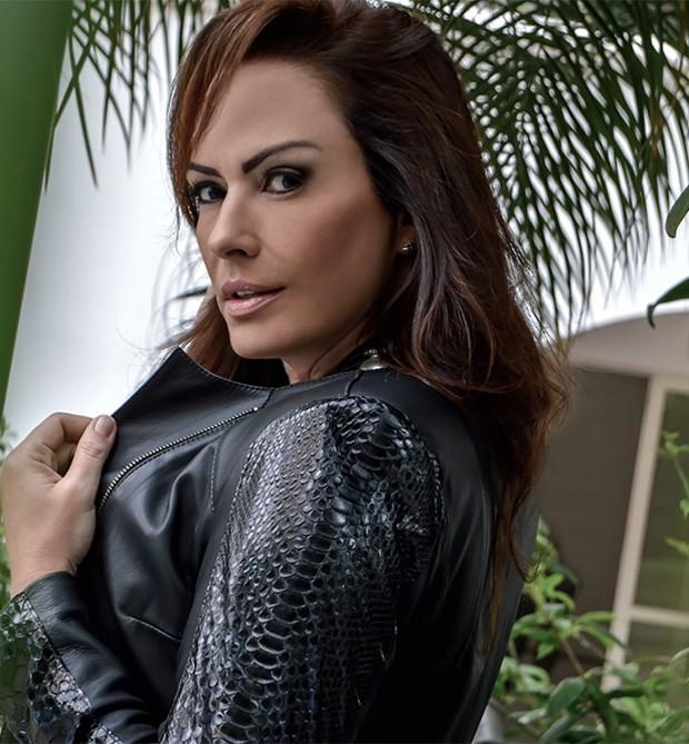 Núbia Óliiver (Foto: Fabio Barrocal/Divulgação)
