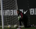 Marcelo Lomba faz 1º treino pelo Inter e é testado por Falcão em coletivo