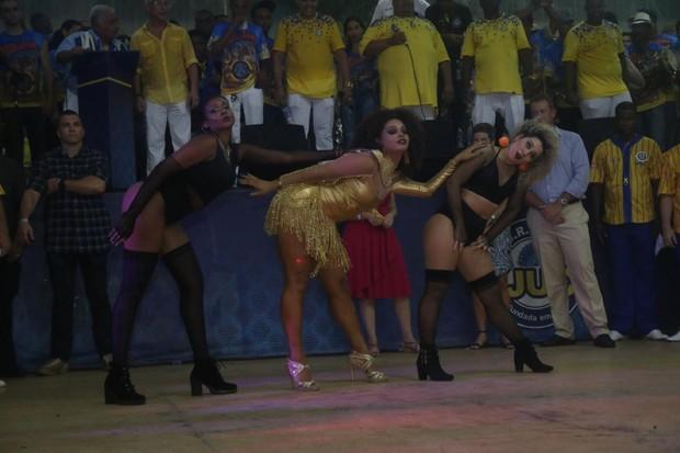 Juliana Alves (Foto: Daniel Pinheiro / AgNews )