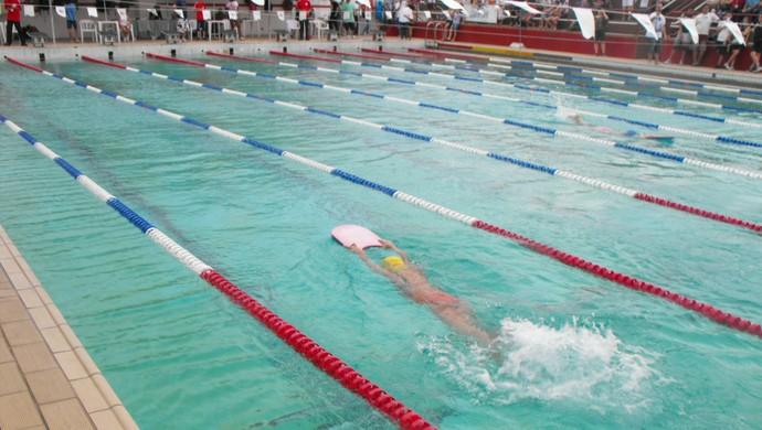 Seletiva de natação no Clube Internacional de Regatas começa nesta terça-feira, em Santos (Foto: Divulgação / CIR)