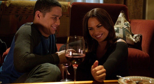 Mills & Gabby (Foto: Chicago Fire - Universal Channel)