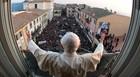 'Sou um peregrino', diz Bento XVI (Reuters/Osservatore Romano)