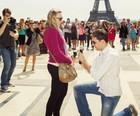Brasileiro faz flash mob e festa em Paris (Raidel Deucher Ribeiro/VC no G1)