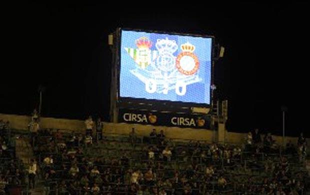 Bétis confunde Atlético com Espanyol (Foto: Reprodução / jornal Marca)
