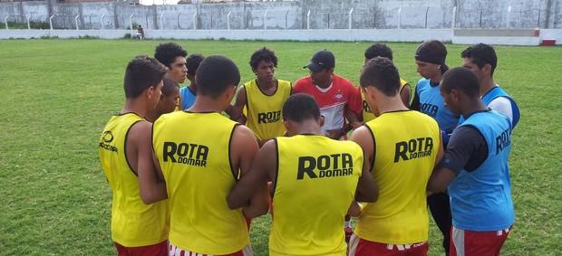 Auto Esporte, time júnior (Foto: Divulgação/AEC)