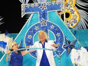 Turma do Quinto é campeã do Carnaval do Maranhão em 2016 (Foto: Lauro Vasconcelos / Secom)