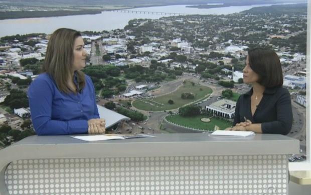 Em entrevista, supervisora do CIEE falou sobre os cursos de qualificação (Foto: Roraima TV)