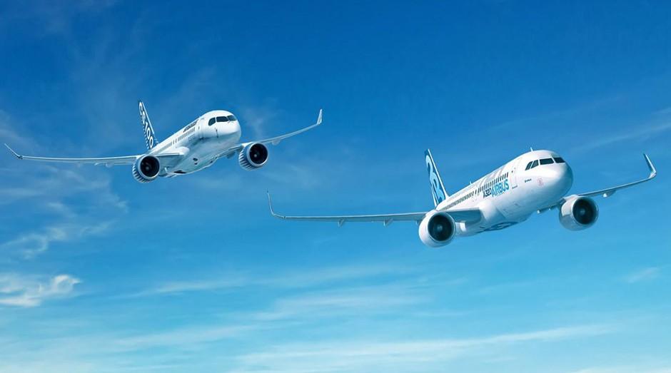 Avião Bombardier (Foto: Reprodução)