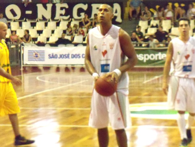 NBB, Tijuca e São José (Foto: Felipe Piazentin / DataBasket.com)