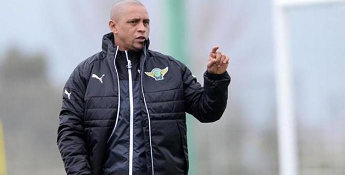 Roberto Carlos, técnico, Akhisar (Foto: Divulgação)