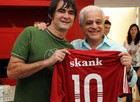 Bandas como Skank e Capital so anunciadas no Rock in Rio (Alexandre Duro/G1)